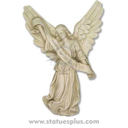Gloria in Excelsis Deo Angel statue