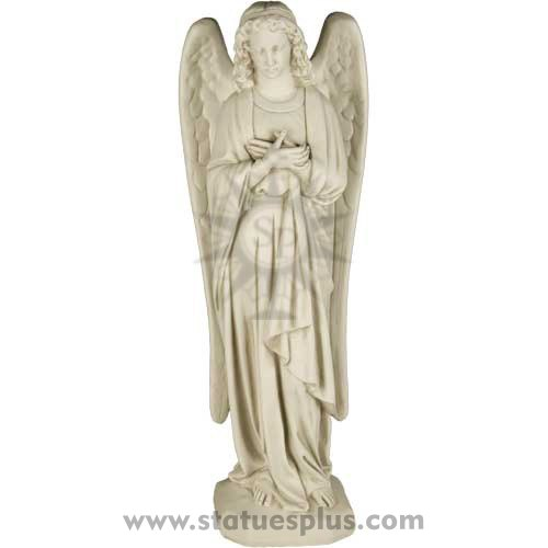 Chapel Angel statue