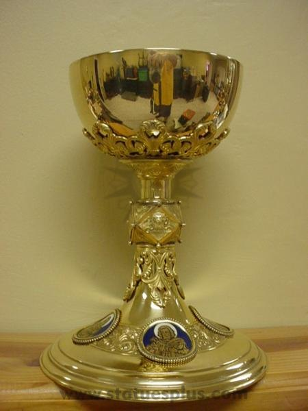 Four Evangelists Chalice