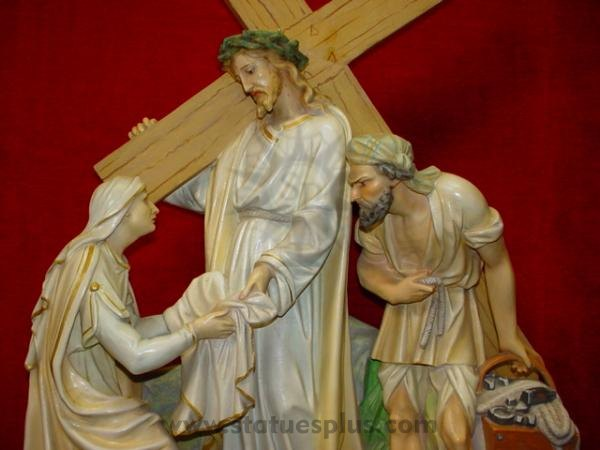 DAPRATO STATIONS OF THE CROSS