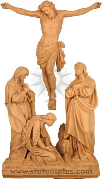 NEW SET OF STATIONS OF THE CROSS