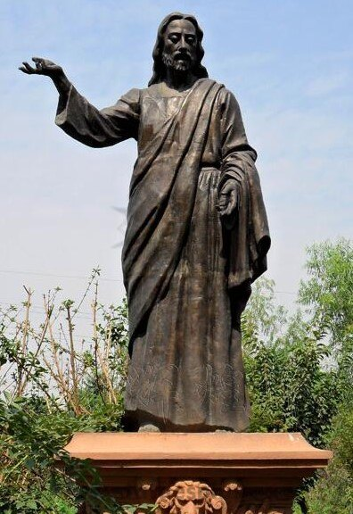 Statue of Christ – Bronze